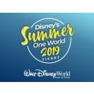 Disney´s Summer One World 2019